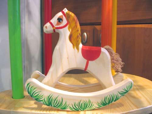Детская лошадка своими руками фото